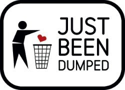 dumped writing
